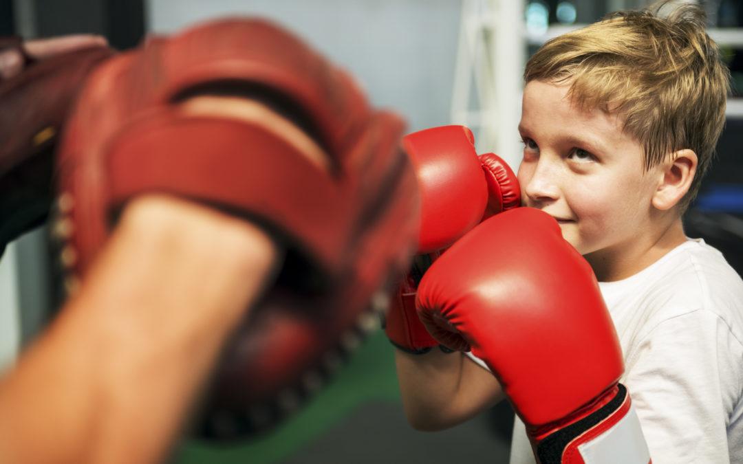 Kickboxing jetzt auch für Kids!