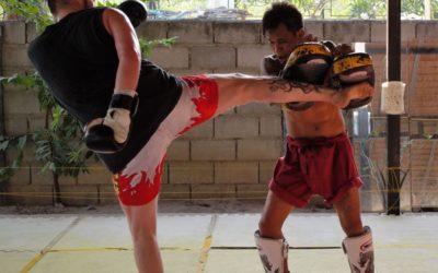 Workshop – Muay Thai Kicking – Dtae & Teep – Strategien